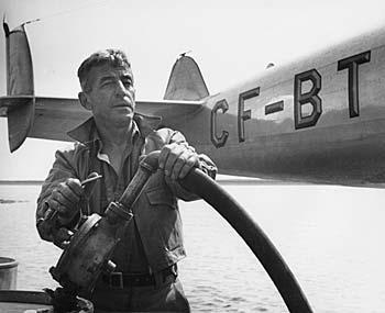 Guy Blanchet, 1943